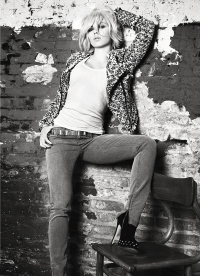 Scarlett Johansson - Mango 09