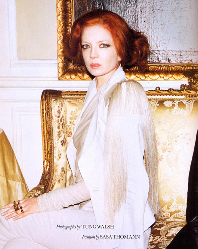 Shirley Manson - Elle