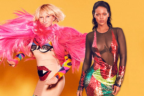 Sia & Rihanna