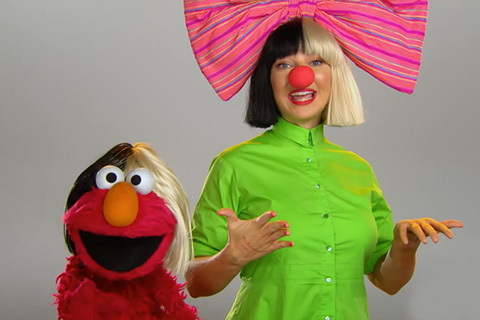 Sia - Sesame Street