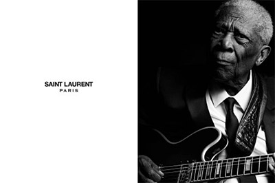 Saint Laurent - BB King