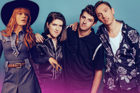 The xx & Florence Welch