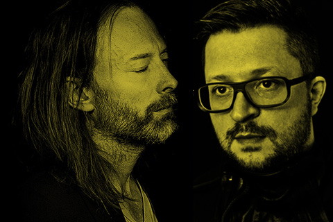 Thom Yorke & Mark Pritchard