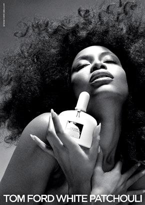Erykah Badu - Tom Ford Ad