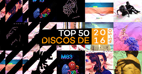 TOP 50 de discos de 2016 – # 41-50