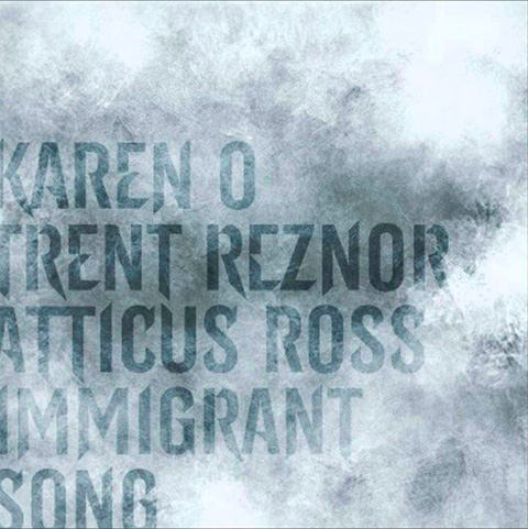 Trent Reznor & Karen O