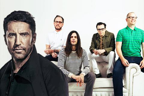 Trent Reznor & Weezer