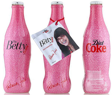 Coke - Ugly Betty