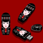 The White Stripes Drive USB