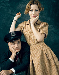 Jason Bateman e Leslie Mann - The Honeymooners