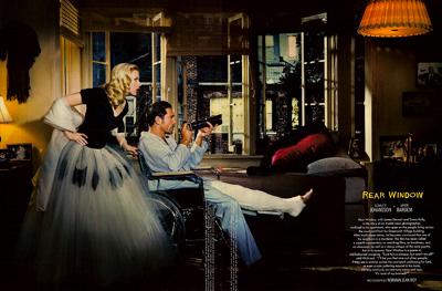 Vanity Fair - Hitchcock Portfolio