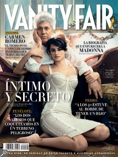 Pedro & Penélope - Vanity Fair
