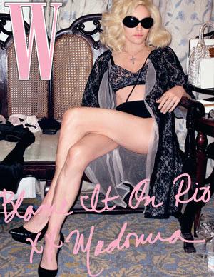 Madonna - W (Rio de Janeiro)