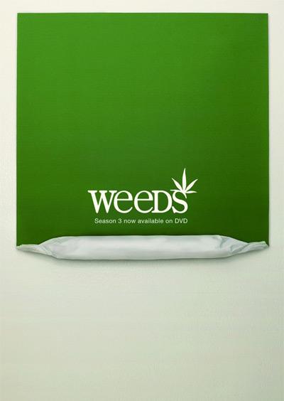 Weeds - Poster