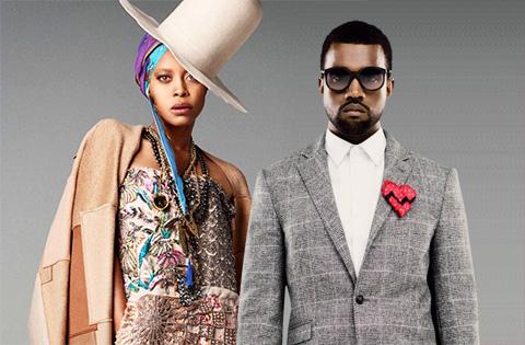 Erykah Badu & Kanye West