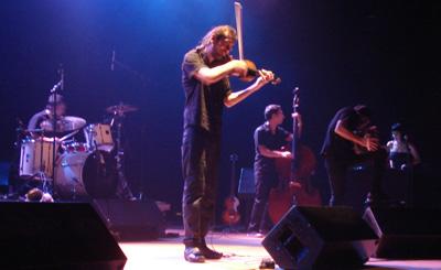 Bajofondo - Porto Alegre