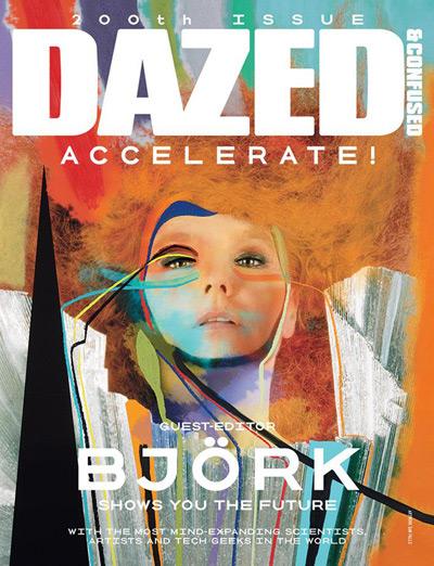 Björk - Dazed & Confused