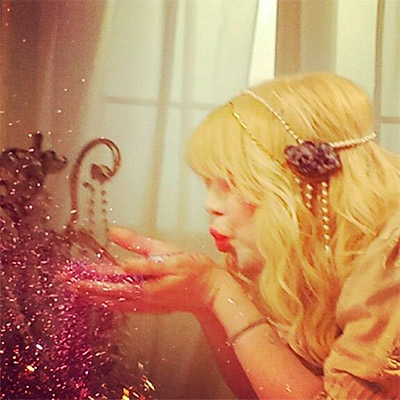 Courtney Love - Wedding Day Video