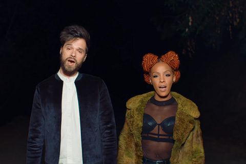 Dirty Projectors - Cool Your Heart