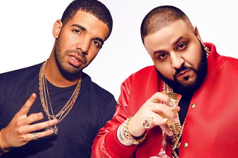 Drake & DJ Khaled