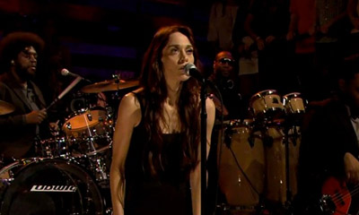 Fiona Apple - Jimmy Fallon