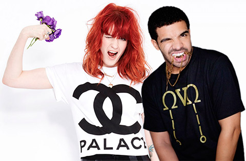 Florence and the Machine & Drake