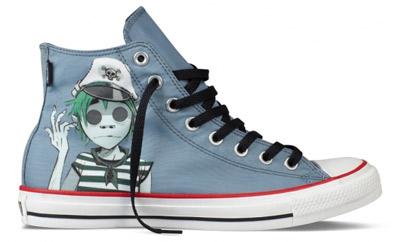 Gorillaz - Converse