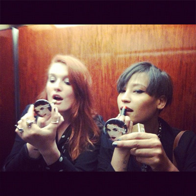 Icona Pop - Instagram