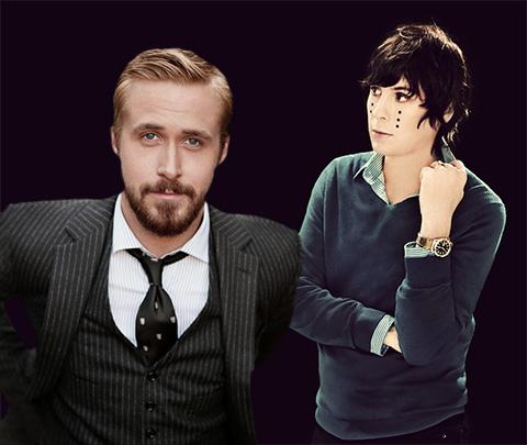 Ryan Gosling & Johnny Jewel
