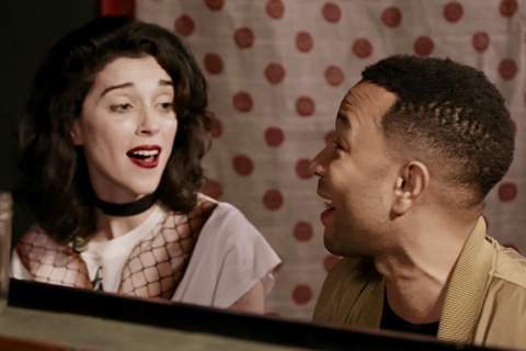 St. Vincent & John Legend