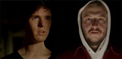 James Blake + Bon Iver