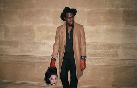 Kanye West - Monster