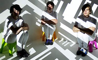 Klaxons - Mercury Prize 2007