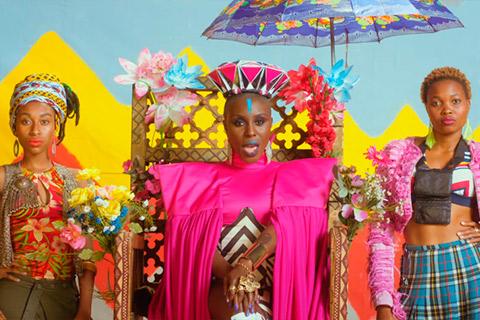 Laura Mvula - Phenomenal Woman