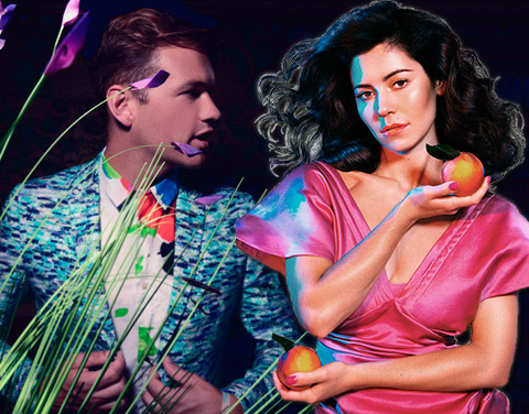 Marina and the Diamonds & St. Lucia