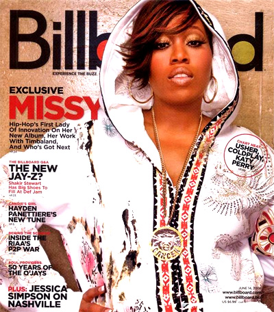 Missy Elliott - Billboard