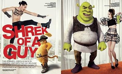 Shrek - VMAN