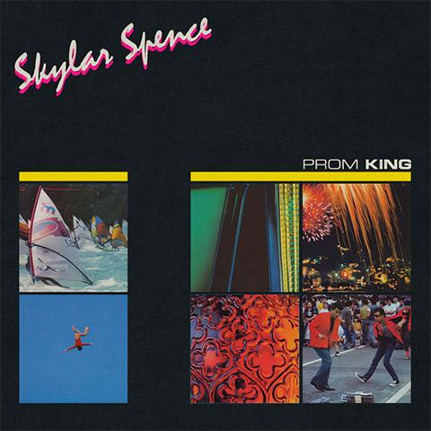 Skylar Spence - Prom King