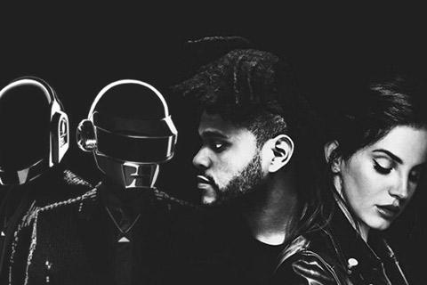 Daft Punk, The Weeknd & Lana Del Rey