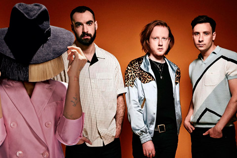 Two Door Cinema Club & Sia